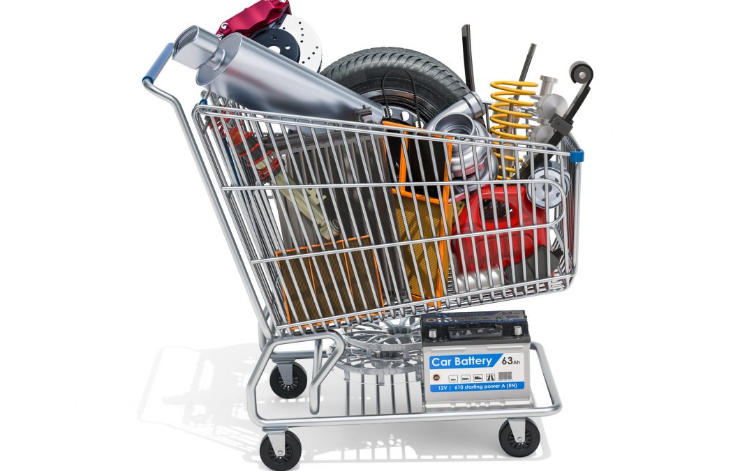 5 Benefits of Buying Used Auto Parts